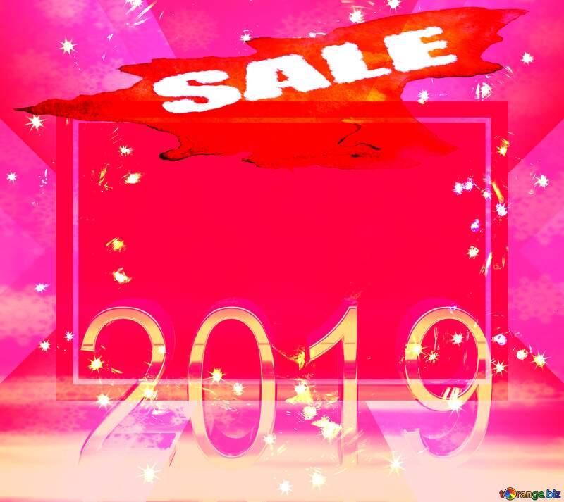 2020 winter sale banner template design №48031