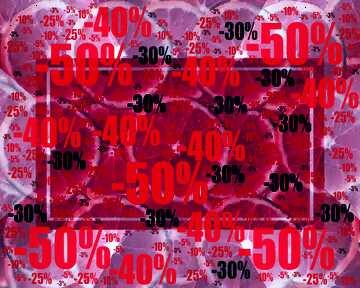 El efecto de teñido de color rojo.