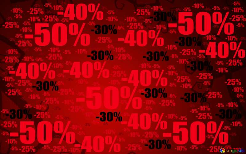 Sale offer discount template Best Background №40593