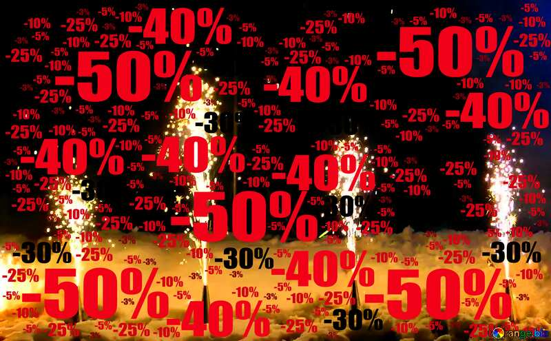 Ground fireworks volcano Sale offer discount template №41341