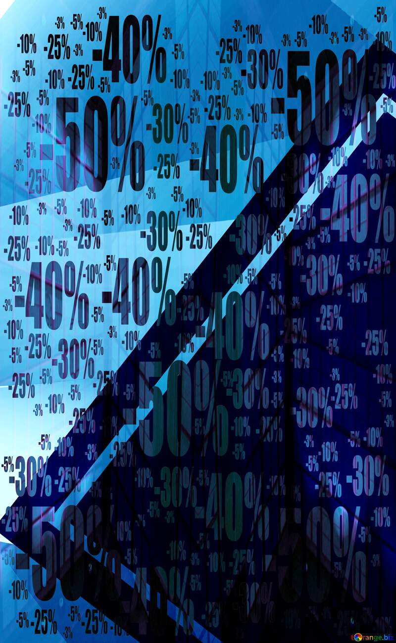 Geometric square backdrop blue Sale offer discount template №49675