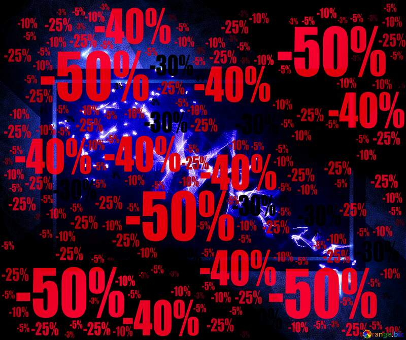 The background of the flight Sale offer discount template №40641