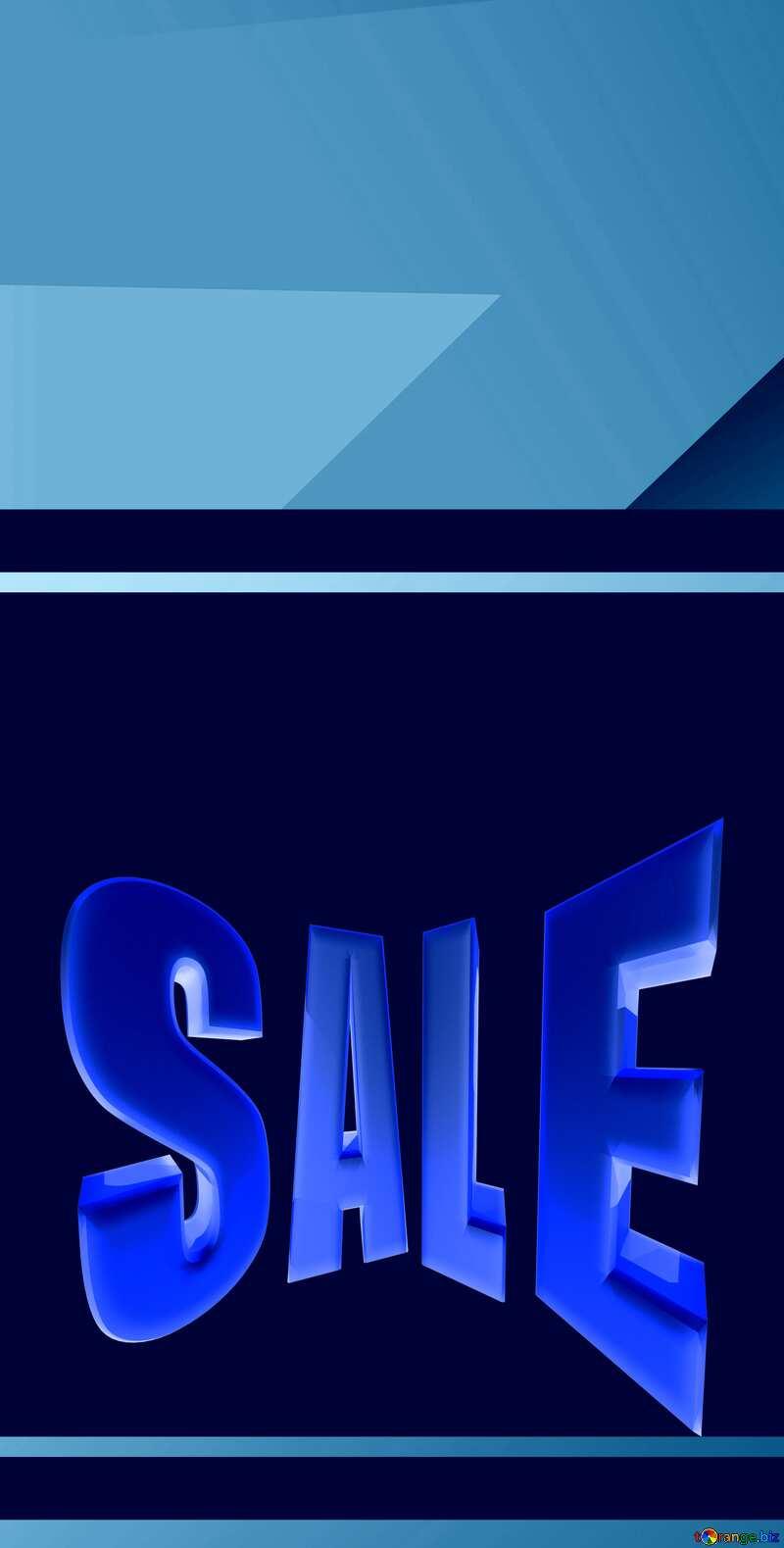 illustration template frame pattern Sales promotion 3d Gold letters sale background №49675
