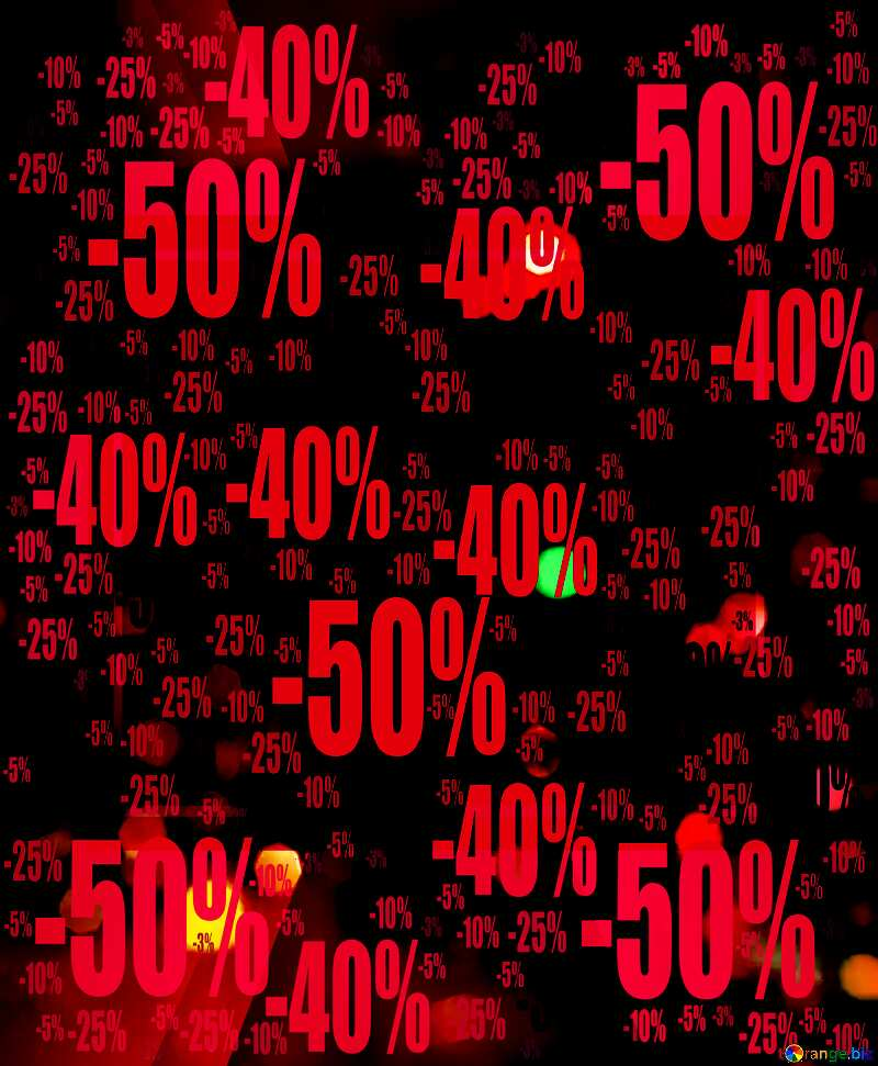 Christmas background Nice Infographic Layout Design Sale offer discount template №15110