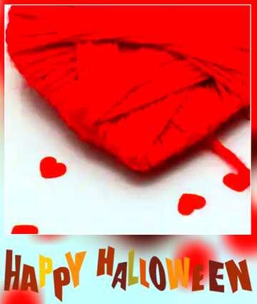 L'effetto del buio. I colori molto vivaci. telaio sfocatura. Frammento. Happy halloween.