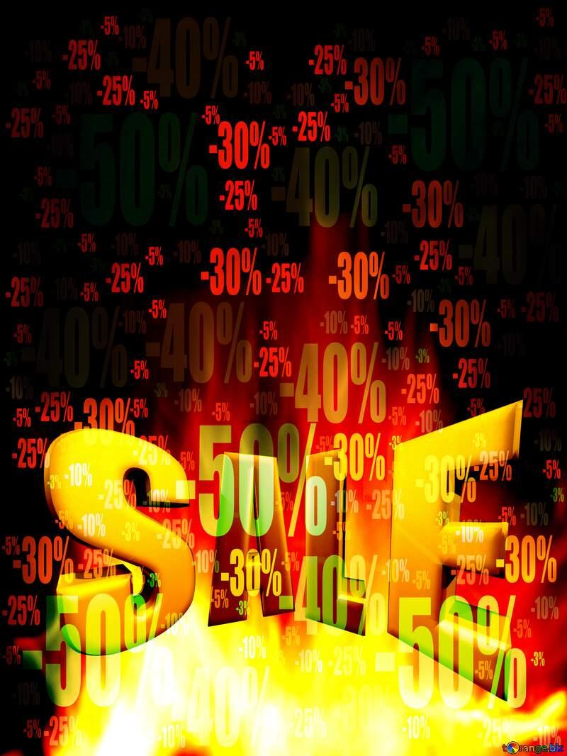 Hot sales background №9546