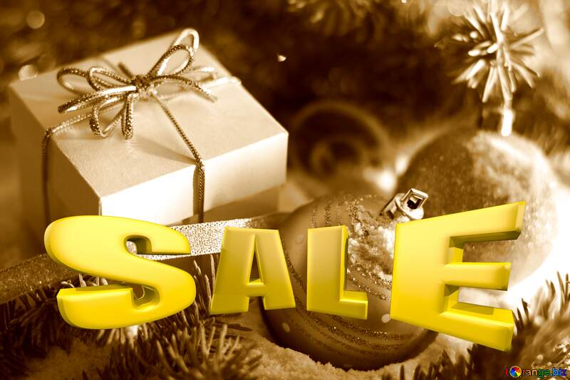 Christmas gifts Sales promotion №15365