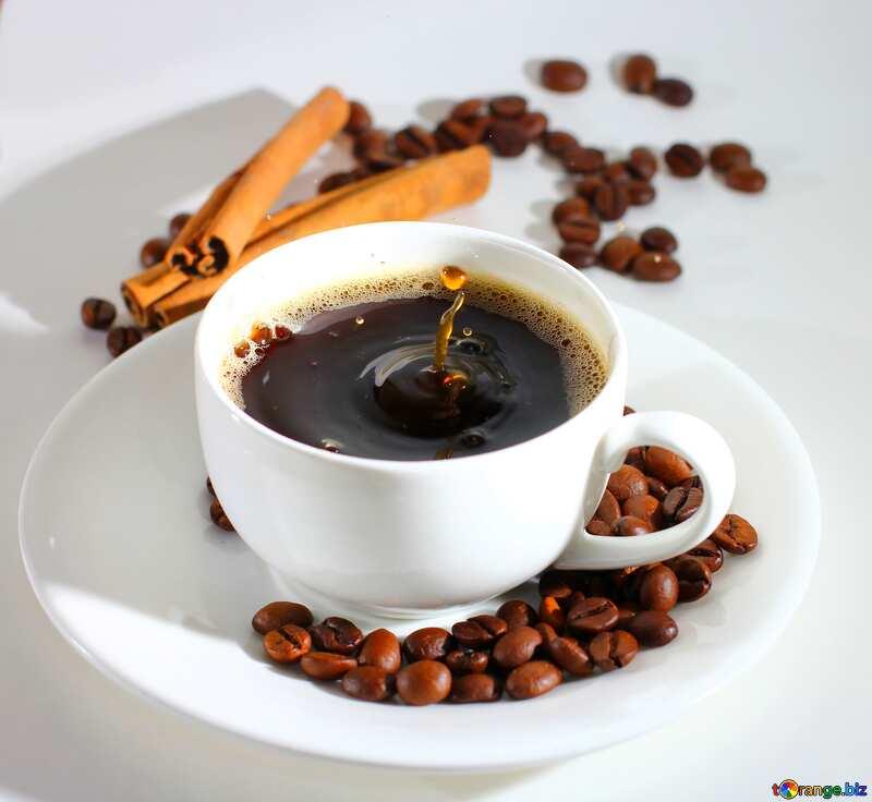 Cup coffee  №30851