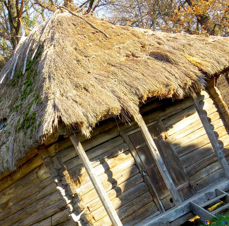 Old wooden house №28648