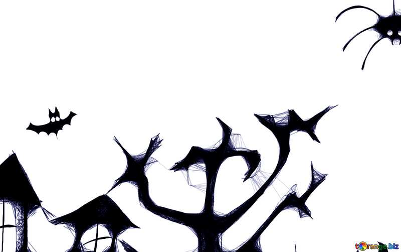 The best image. Clipart of Halloween. №40498