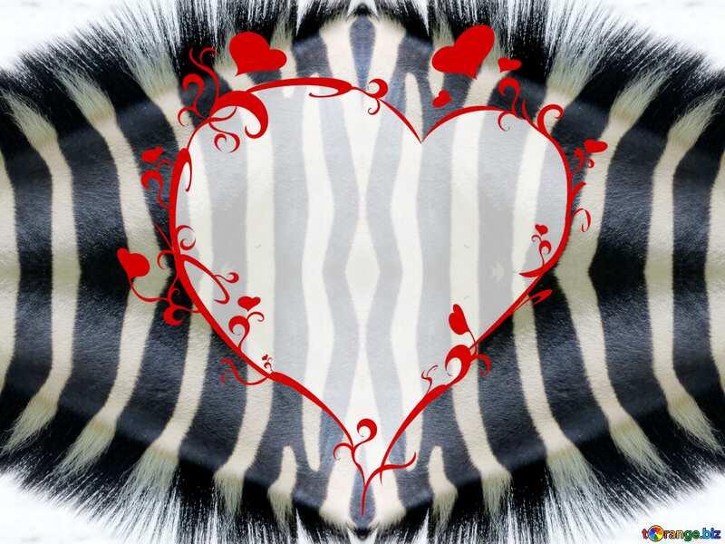 The best image. Mane of zebra. №45091