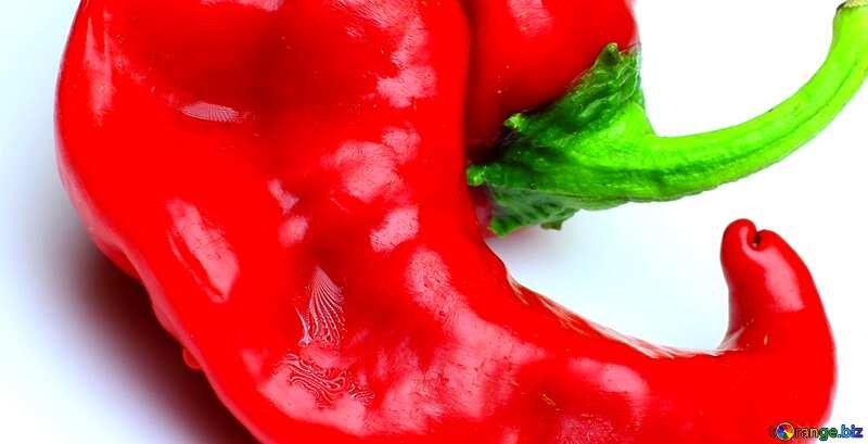 Coperchio. Masterizzazione di pepe rosso. №46669