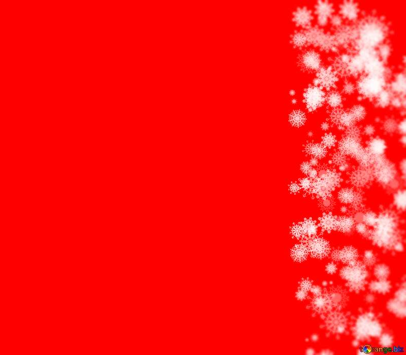 Image for profile picture Background clipart Christmas tree with snowflakes. №40696