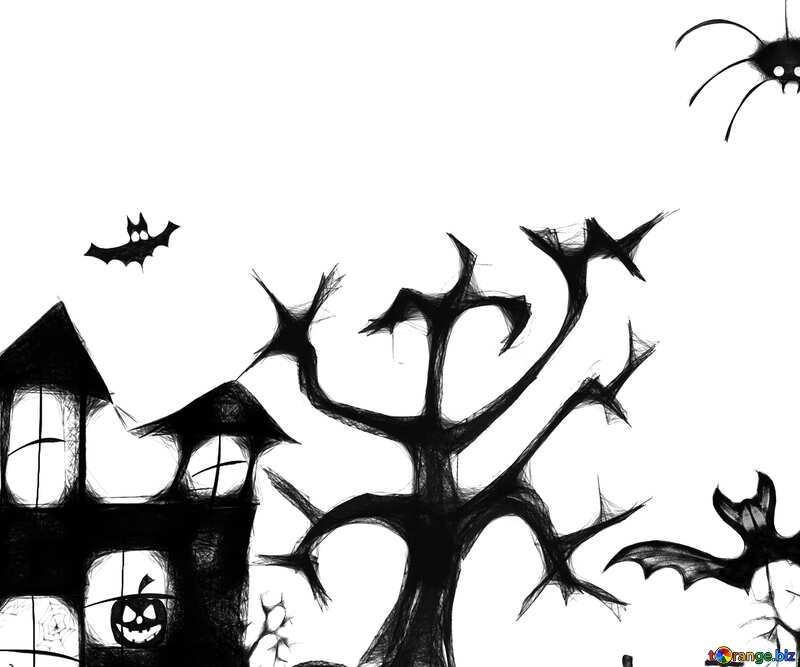Image for profile picture Clipart of Halloween. №40498