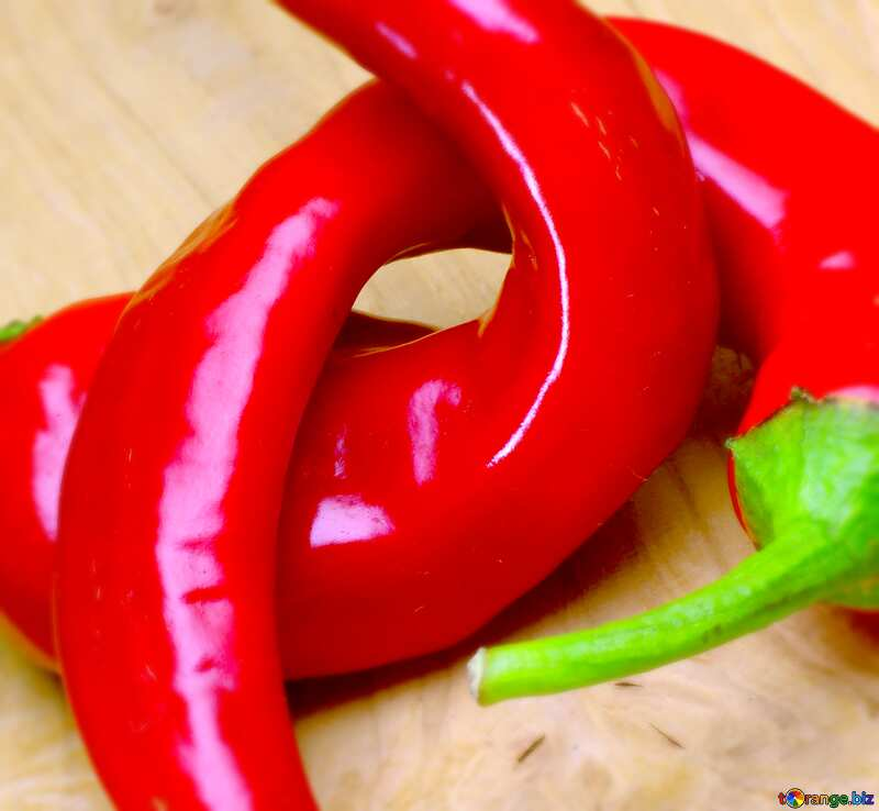 Image for profile picture Hot pepper on the table. №46617