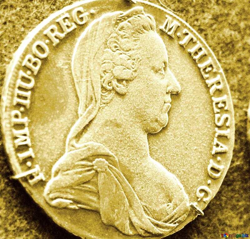 Monochrome. Austrian Maria Theresa Thaler. №43592