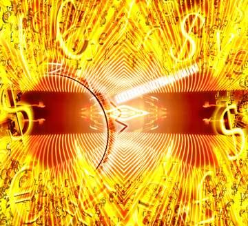 L'effetto della luce. L'effetto di tonalità seppia. Frammento.