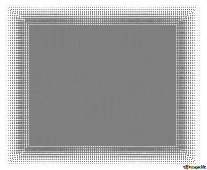 Store discount background. White frame border offset Yellow №51545
