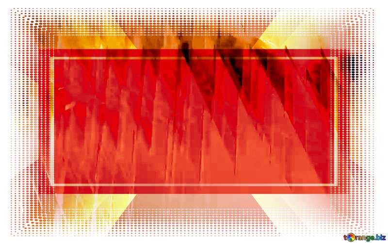 White frame border offset Template Futuristic Geometric Background Design №51526
