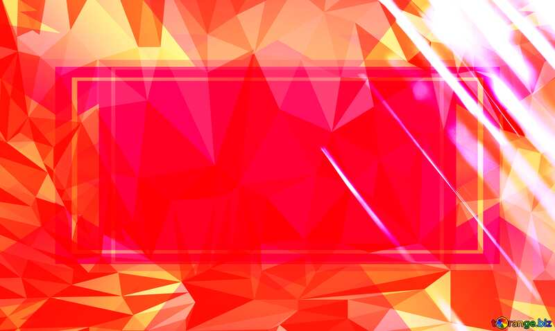 background Splash water Template Polygon abstract geometrical background with triangles №1700