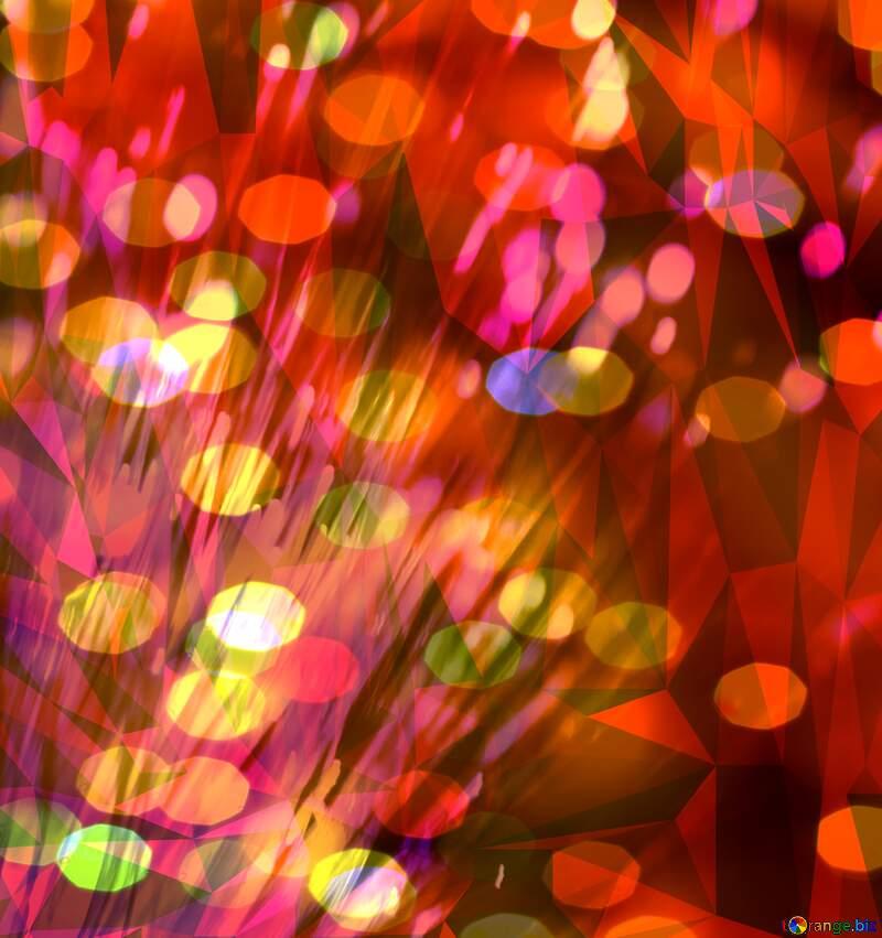 Optical fiber Lights background №41330
