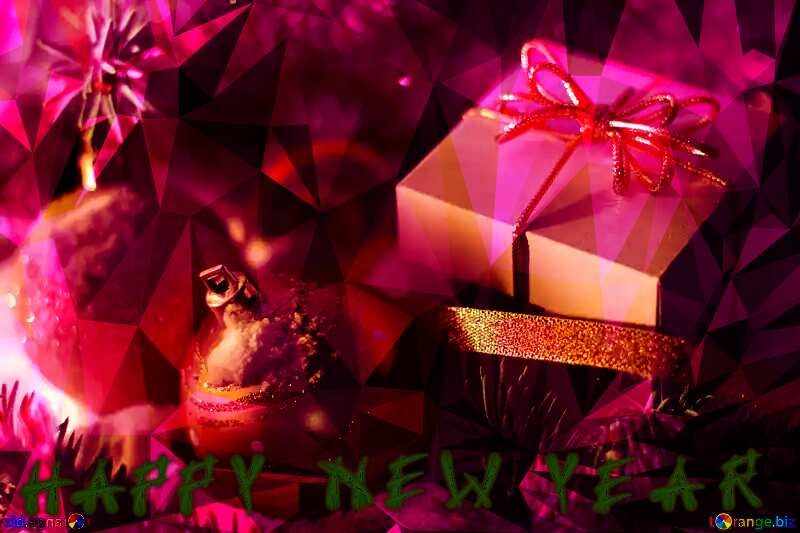 Christmas gifts Happy New Year №15365