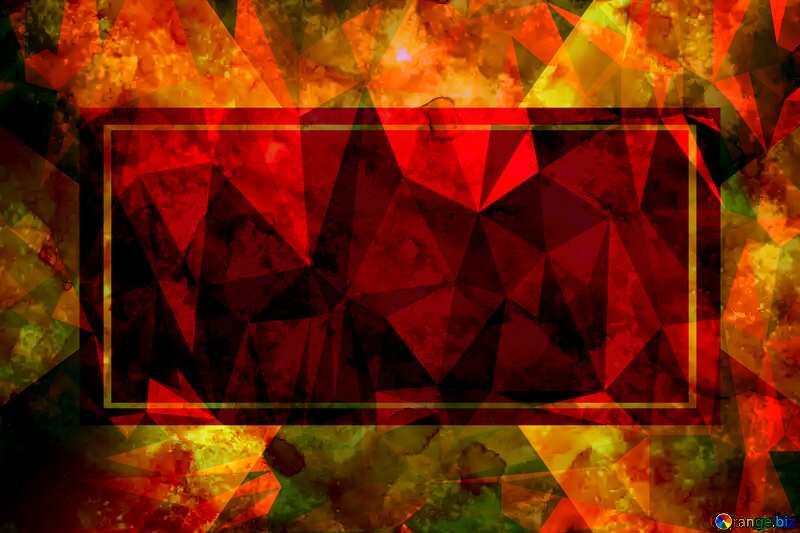 Old paper texture Polygonal abstract geometrical background with triangles Hot №29138