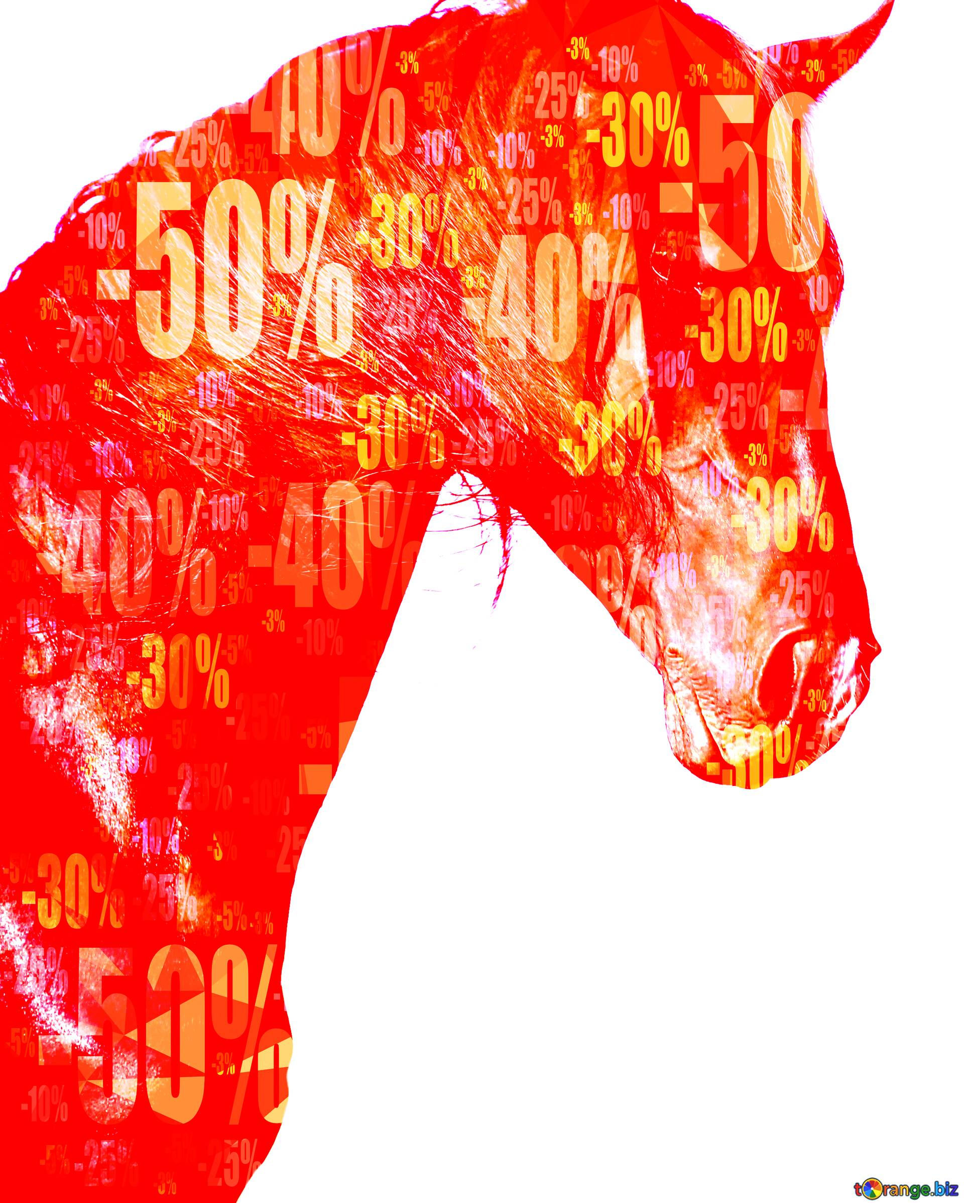 Download Free Picture Beautiful Portrait Of Horse Sale Horse Store Red Discount Background On Cc By License Free Image Stock Torange Biz Fx 204858