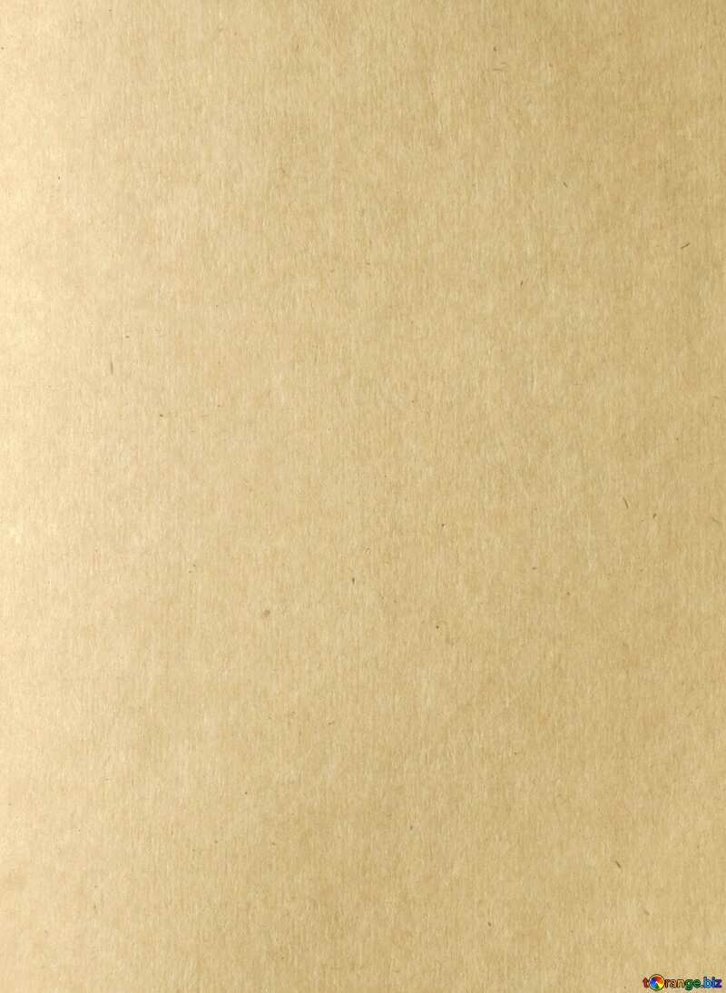 Texture yellow old smooth paper №33004