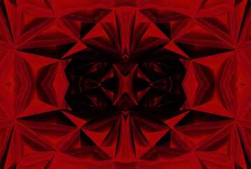 The effect of the hard dark. The effect of stained red. Fragment. Frame Pattern.