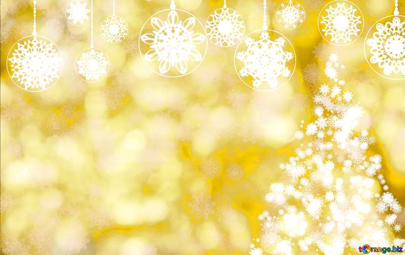 New year gold background №40684