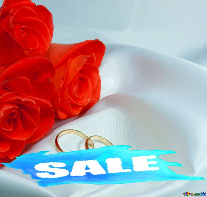 Background to Invitation at wedding sale №7235