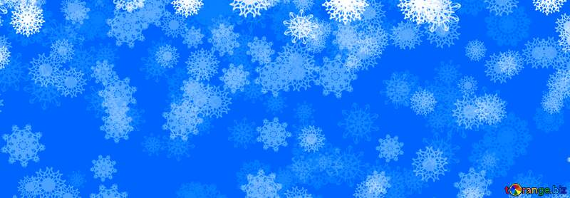 Background Christmas and new year blue long №40662