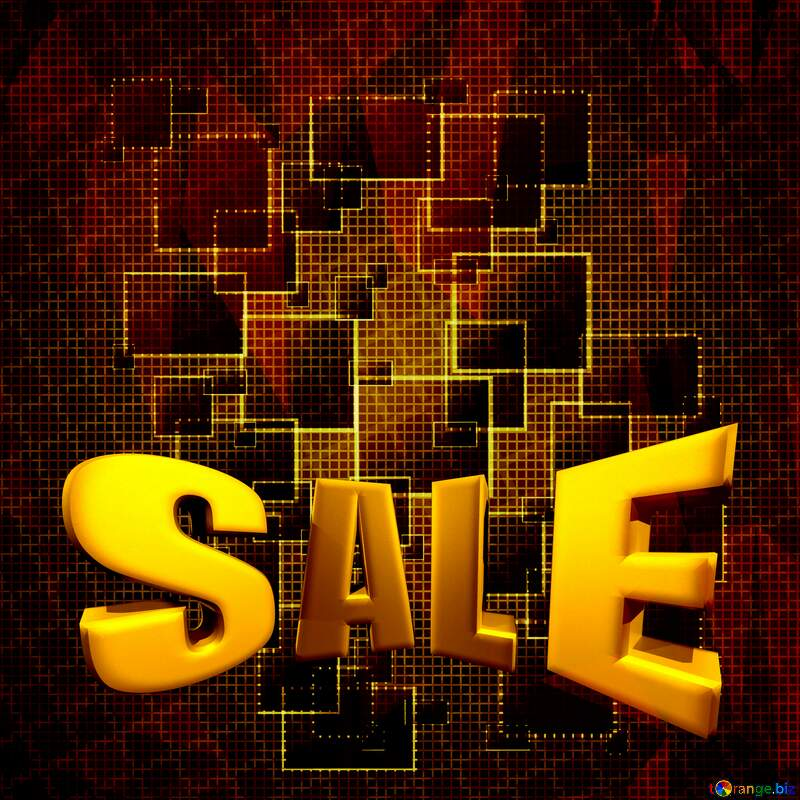 Technology background abstract tech discount Sales computer unique triangles №49678