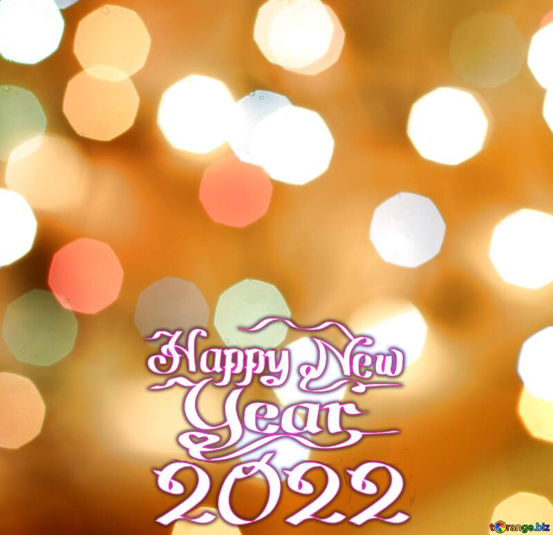 Christmas background happy new year 2022 №24617