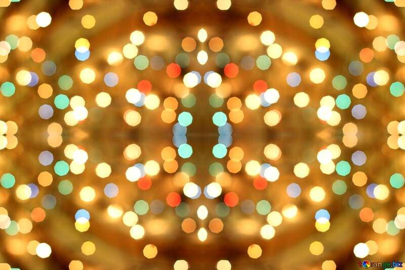 Christmas background pattern №24617