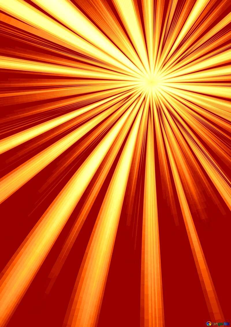 Rays of sunlight sepia  texture №49660