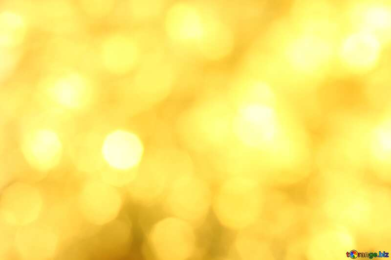 Gold background blurring №37815