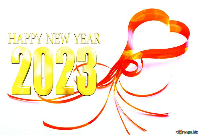A beautiful heart happy new year 2021 №16339