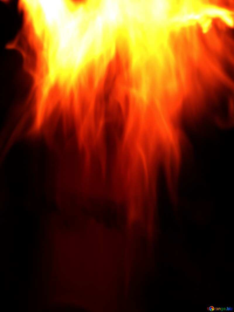 Background. Fire  Wall. blur №9546