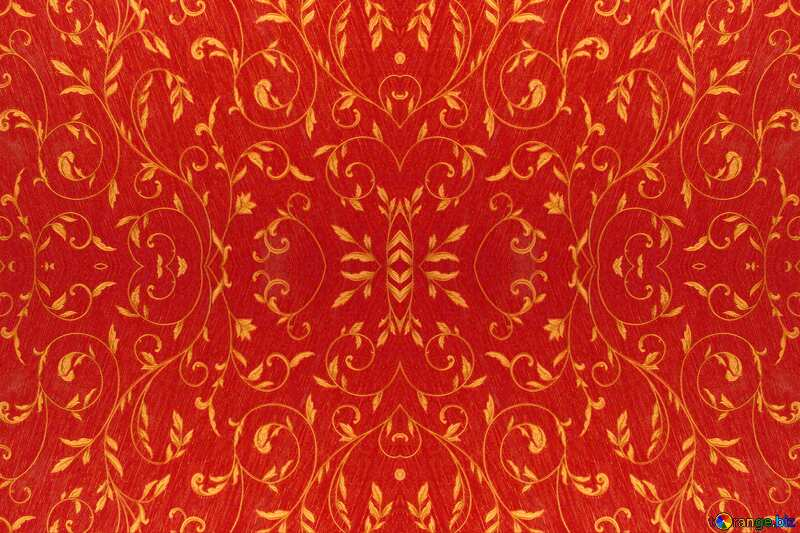 red wallpaper pattern №36317