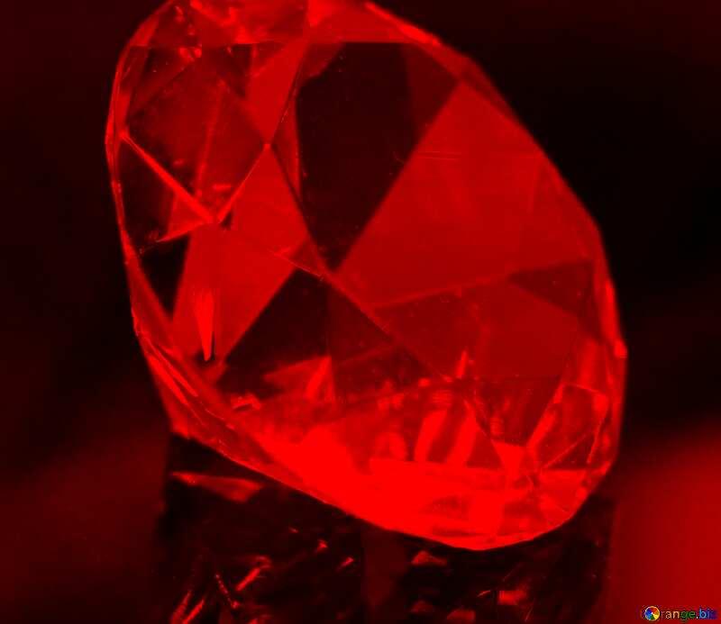 diamond red №52795