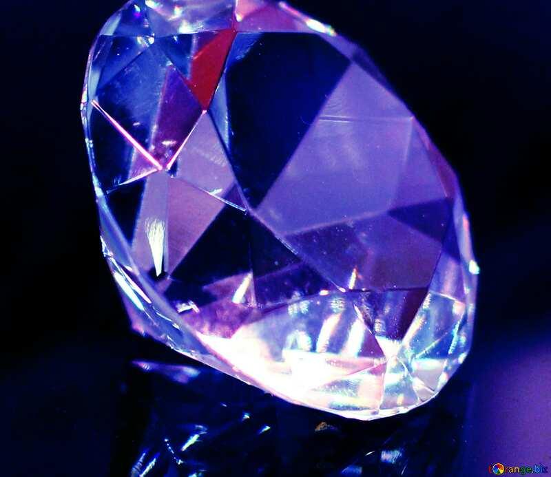 diamond dark blue №52795