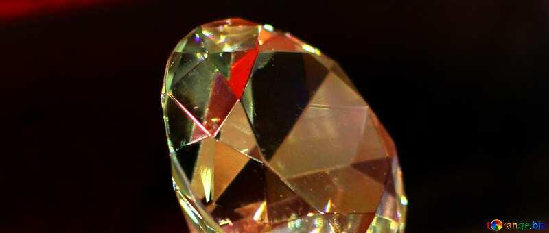 diamond dark background №52795