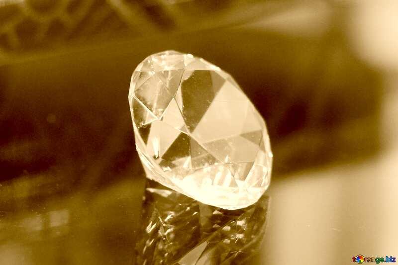 sepia diamond №52795