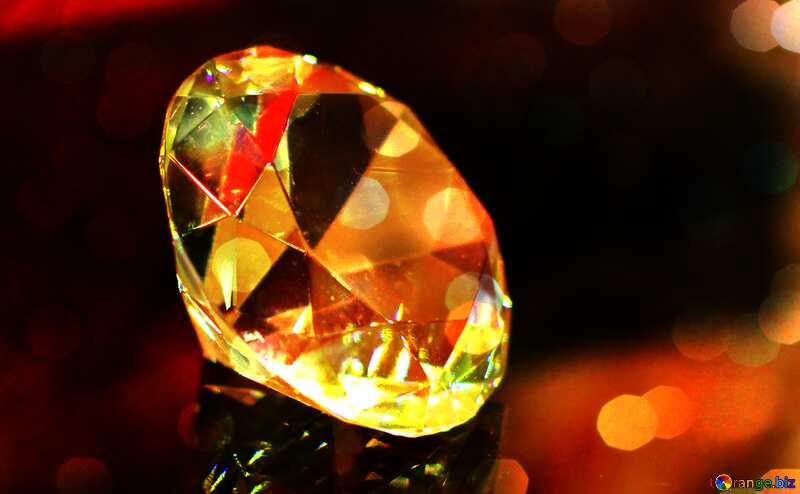 diamond background dark №52795