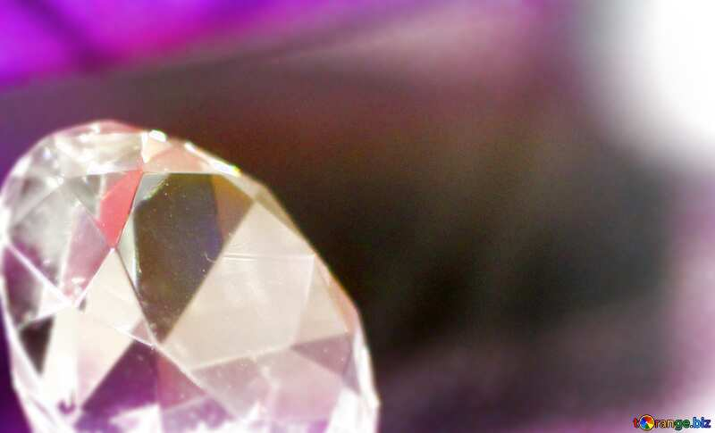 diamond light blur frame №52795