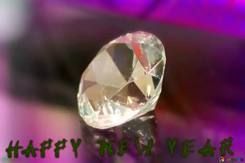 diamond happy new year №52795
