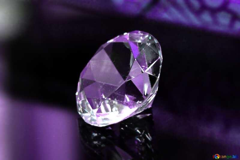 diamond hard dark blur frame №52795
