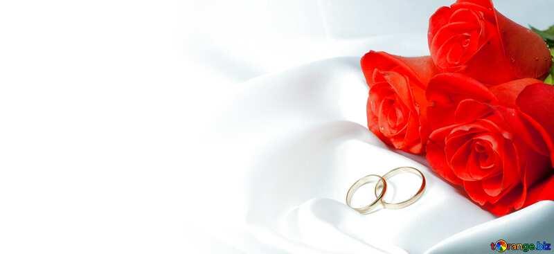 Background wedding Invitation card №7235